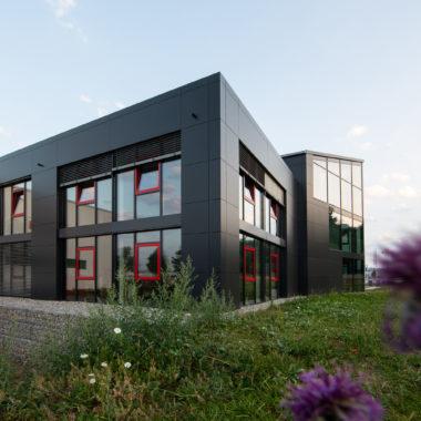 Grossmann Metallbau Alu Fenster und Türen