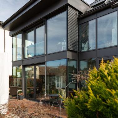 Grossmann Metallbau Alu Fenster und Türen Fischingen